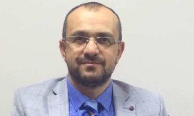 İYİ Parti Nilüfer İlçe Başkanlığı'na Levent Öncü atandı