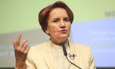 Akşener'den Millet İttifakı açıklaması: CHP'yle işbirliğini gelişmeler şekillendirir
