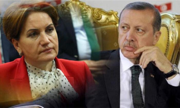 Akşener'den Erdoğan'a 'helallik' yanıtı