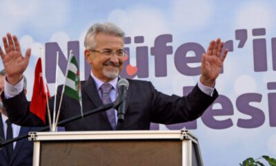 Nilüfer'de CHP, Turgay Erdem'le devam…