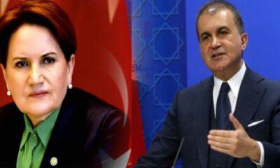 AK Parti'den Meral Akşener açıklaması!