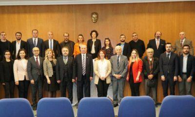 TBB Başkan Yardımcısı Av. Hüseyin Özbek'ten Çanakkale konferansı