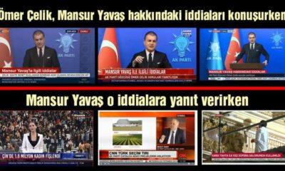 Yandaş medya, Mansur Yavaş'a ekranları kapattı!