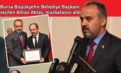 Başkan Aktaş: Derdi Bursa olan herkesle istişare edeceğiz!