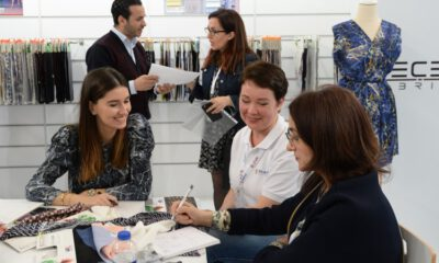 'Bursa Textile Show Fuarı' kapılarını açıyor