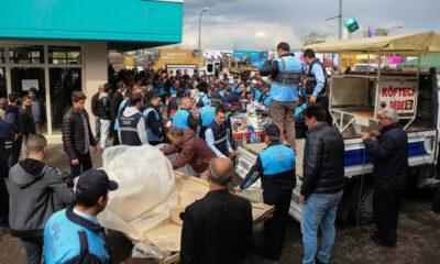 Bursa'da seyyar satıcıya izin yok