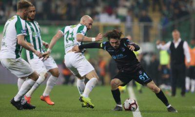 Bursaspor galibiyete hasret…