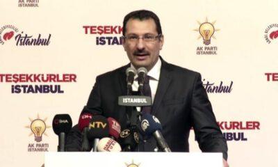 AK Partili Yavuz: İstanbul'da seçimin yenilenmesini istiyoruz!