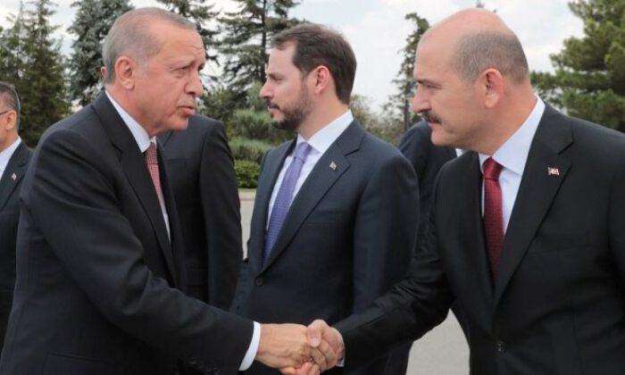Berat Albayrak'ın istifasını Erdoğan mı istedi?