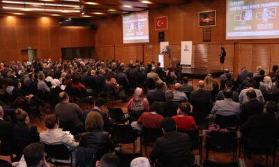 BEBKA'nın 2019 yılı mali destek programları Bursa'da tanıtıldı
