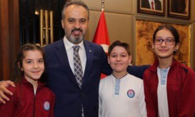 Bursa Büyükşehir'de 23 Nisan coşkusu…