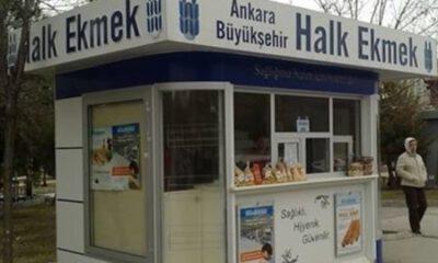 Ankara'da Mansur Yavaş'tan Halk Ekmek talimatı