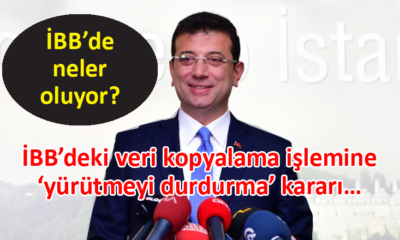 Ekrem İmamoğlu'na mahkeme engeli!