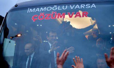 İmamoğlu: Ben, 16 milyon İstanbulluya hizmet ederim!