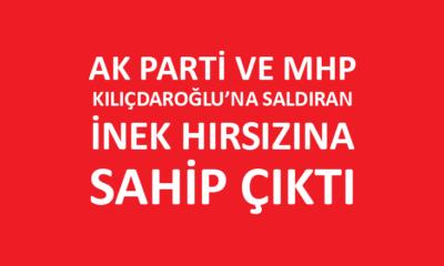 Kılıçdaroğlu'na yönelik saldırı önergesi TBMM'de reddedildi