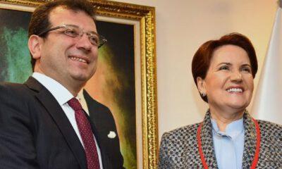 İYİ Parti Genel Başkanı Akşener'den, Ekrem İmamoğlu'na kutlama…