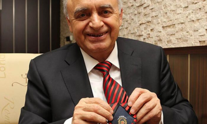 İstihbarat Dairesi eski Başkanı Sabri Uzun gözaltına alındı