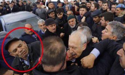 Kılıçdaroğlu'na saldıran Osman Sarıgün yakalandı