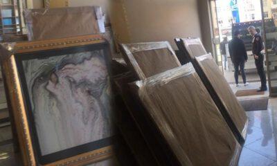 'İstanbul'u kaybeden AKP, İBB'nin tablolarını kaçırıyor' iddiası
