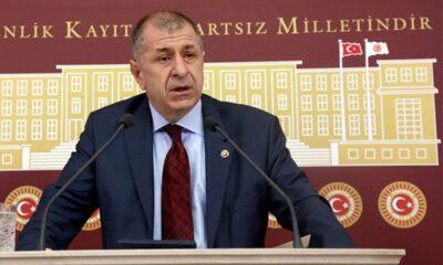 İYİ Parti'de ilçe başkanlarından Ümit Özdağ için ihraç talebi