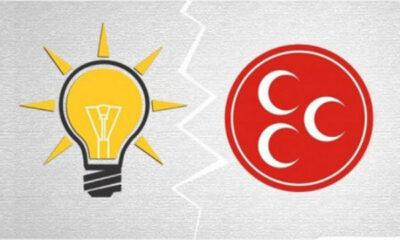 'Cumhur İttifakı' Burdur'da bozuldu: MHP'den CHP'ye destek!