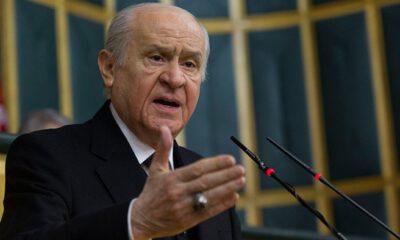 MHP lideri Bahçeli İstanbul'a gelmeyecek