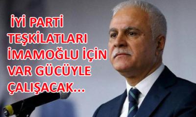 Koray Aydın, İYİ Parti'nin İstanbul stratejisini açıkladı: 39 ilçede…