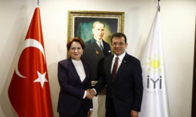 İYİ Partili başkanlar İstanbul'da toplanacak, İmamoğlu da katılacak