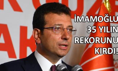İmamoğlu, Recep Tayyip Erdoğan'ın 1994'de aldığı oy oranını ikiye katladı