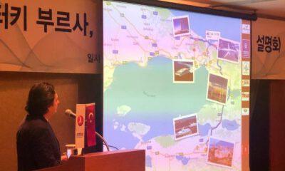 Bursa'nın güzellikleri, Güney Kore'de anlatıldı