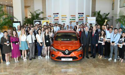 Oyak Renault'dan Bursa'da mühendislik öğrencilerine eğitim…