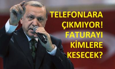 'Erdoğan faturayı bakanlara kesecek' iddiası