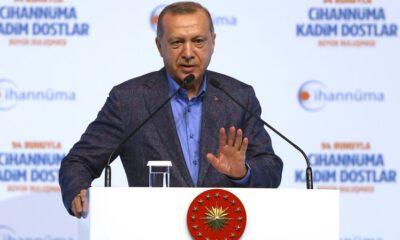 AKP Genel Başkanı Erdoğan'dan şok açıklama: 'İmamoğlu asla o makama gelemez'