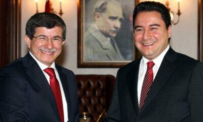 Yeni Parti'de flaş gelişme! Davutoğlu'ndan Ali Babacan'a farklı teklif…