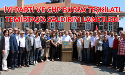 İYİ Parti Bursa İl Başkanı Yahya Bahadır: Olayın arka planı mutlaka aydınlatılmalı…