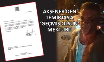 Akşener'den, Mehmet Temirtaş'a yapılan saldırıya kınama…