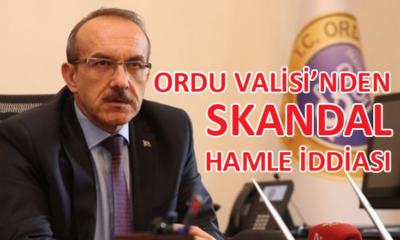 Ordu Valisi Yavuz, havalimanı çalışanlarını İmamoğlu aleyhine ifadeye zorlamış!