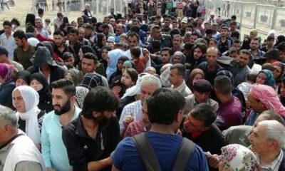 1 milyon 696 bin Suriyeliye her ay 225 milyon lira harçlık…