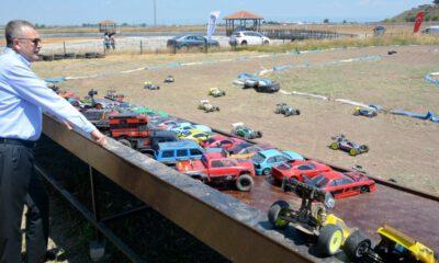Karacabey'de 'RC Model Araç Yarışları' heyecanı…