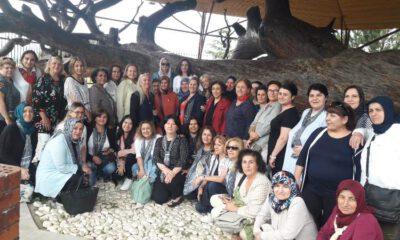 İYİ Parti'nin Bursalı kadınlarından kültür gezisi