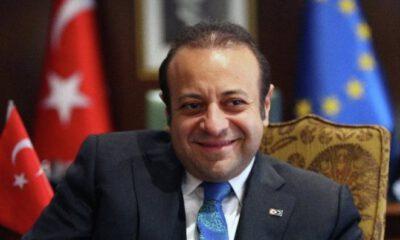 Egemen Bağış resmen 'Büyükelçi' oldu