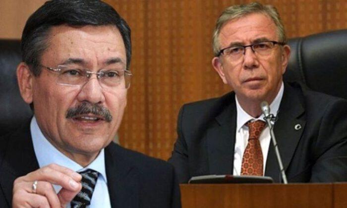 Ankara Büyükşehir'den Melih Gökçek hakkında suç duyurusu