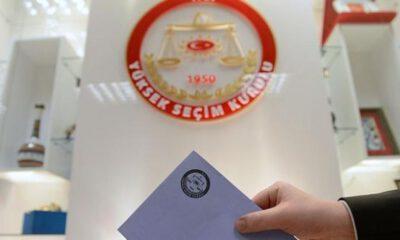 YSK'dan AK Parti'ye kötü haber