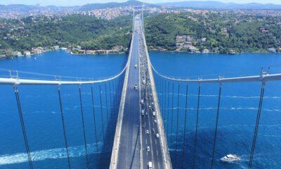 FSM Köprüsü saat 18.00'de açıldı