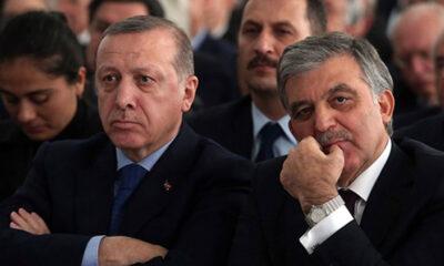 AYM'nin 'hak ihlali' kararında Erdoğan ve Gül karşı karşıya…