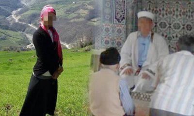Evli cami imamı kız kaçırdı, cemaat hocasız kaldı!