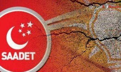 Saadet'ten AKP'ye: 'FETÖ'yü arıyorsa çok uzağa gitmesin'