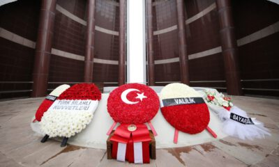 3. Cumhurbaşkanı Celal Bayar, mezarı başında anıldı
