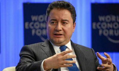 Ali Babacan: Çalışmaları başlatmış bulunmaktayız
