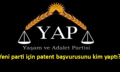 Davutoğlu'nun Yaşam ve Adalet Partisi için kimin başvuru yaptığı ortaya çıktı